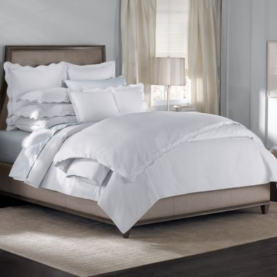 Barbara barry dream peaceful pique fountain duvet cover in for Barbara barry bedroom furniture