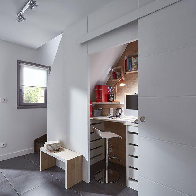 Sous-escalier-Saint-Pierre-ARTICLES maison Pinterest Stair - porte de placard sous escalier