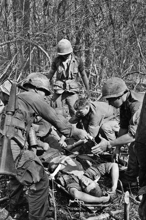 Вьетнамская война Тим Пэйдж (Tim Page) 7 | Вьетнамская ...