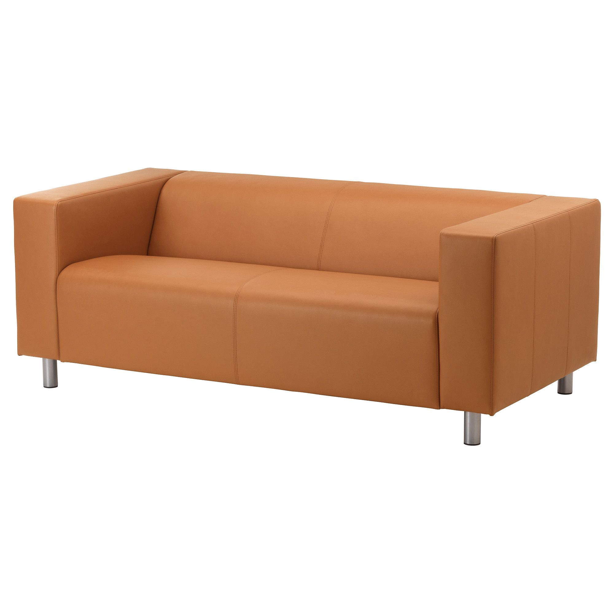 US Furniture and Home Furnishings Ikea leather sofa
