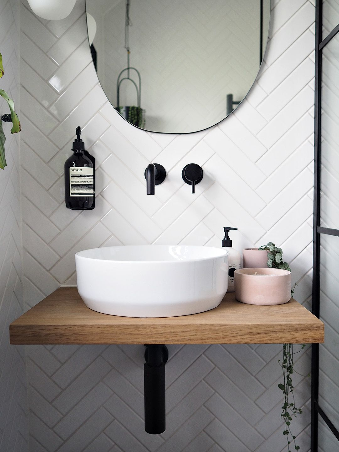 Photo of Our Monochrome Wetroom & What We Would Have Done Differently