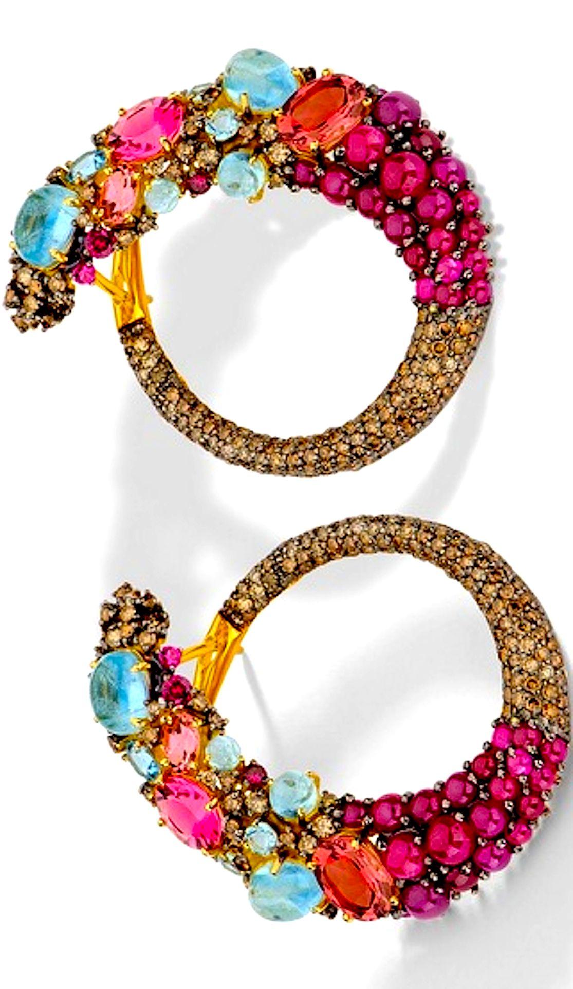 Brumani - Earrings