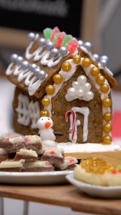 recipe: small gingerbread house recipe [36]