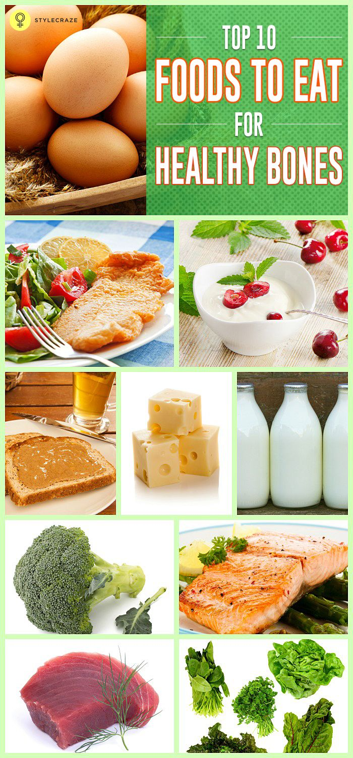 11 Best Foods For Strong Bones Foods To Eat And Avoid To