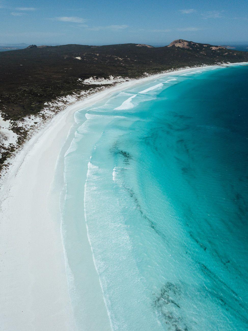 Der Schonste Strand Der Welt Australien Australia Western