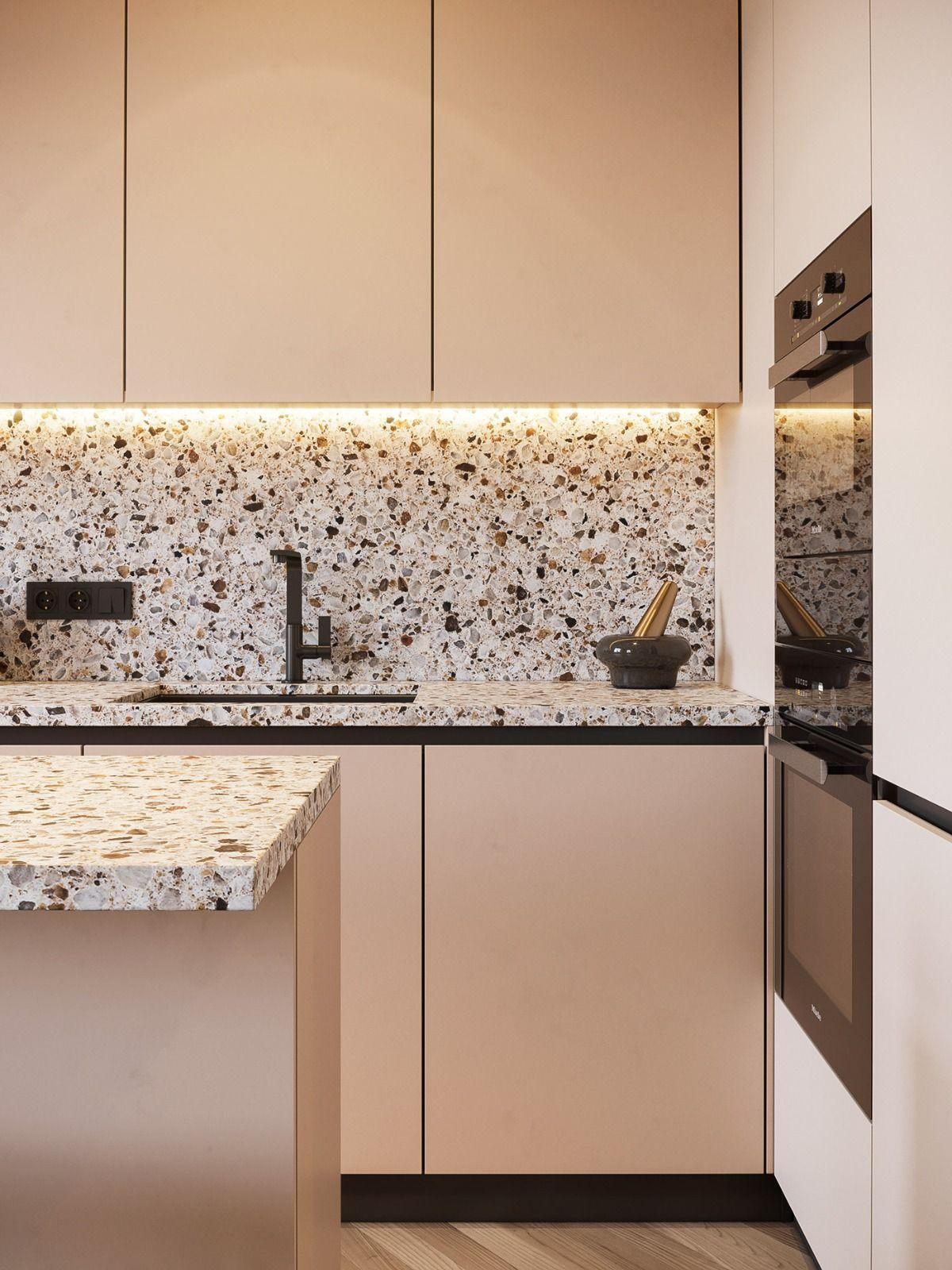 Terrazzo Platten Kaufen Und Zuhause Benutzen Beispiele Und Designs In 2020 Terrazzo Kuchen Design Ideen Kuchen Inspiration