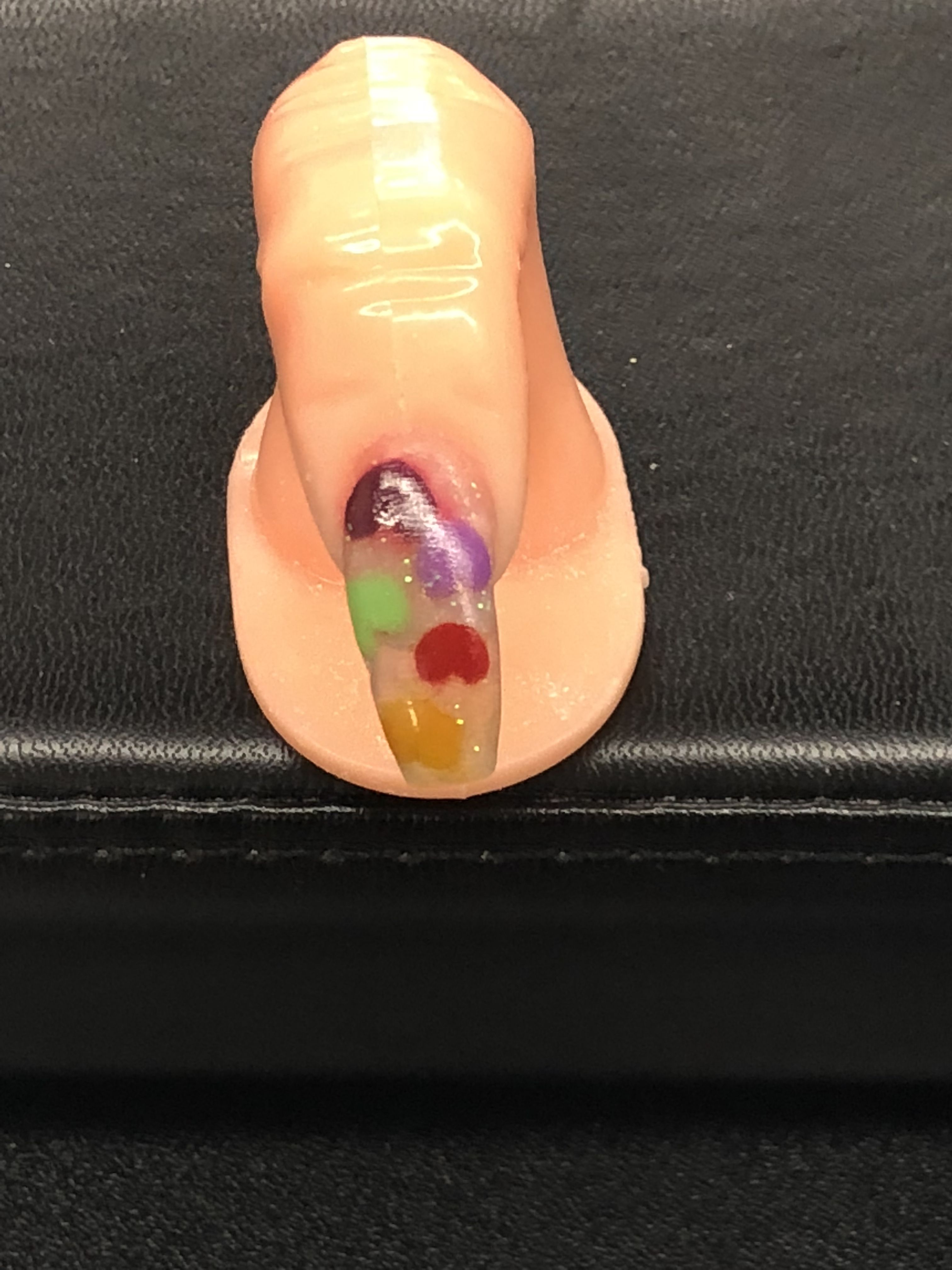 Pin by Yanni Garcia on Practicing to do my nails on myself