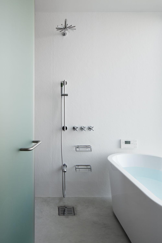 浴室 シャワールーム 造作 施工例 株式会社マブチ工業 浜松の工務店