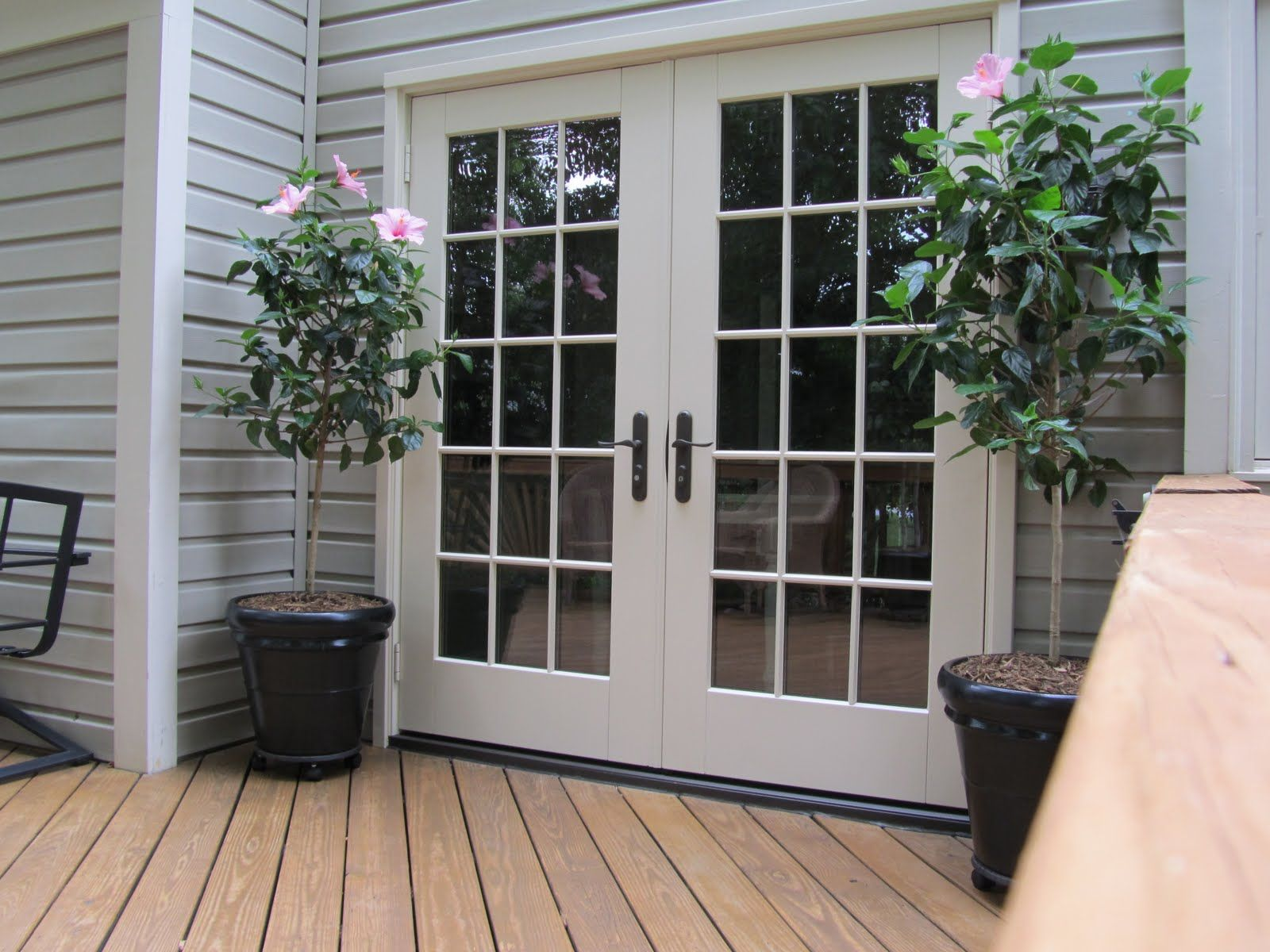 Sliding French Patio Doors Sliding Patio Door vs French Doors