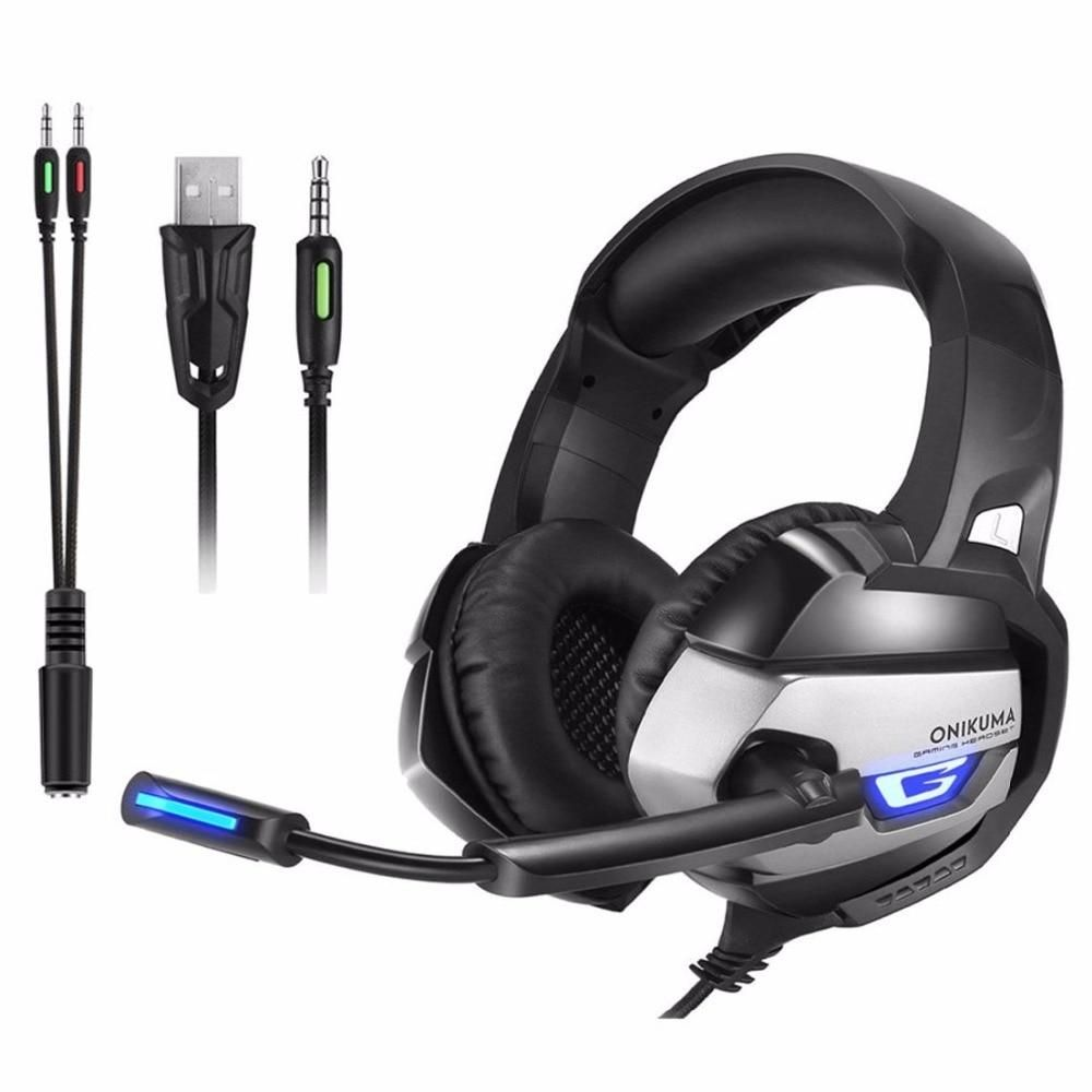 Gaming Headphone With Microphone Best gaming headset