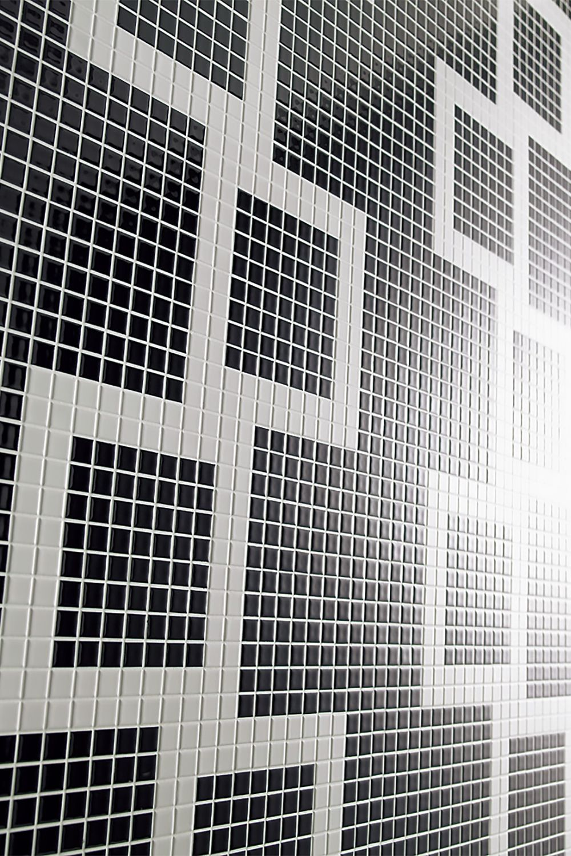 Inax Nuance Glazed Tile Mosaic Bathroom Japanese Tile World Jtw Inaxjapan Tile Madeinjapan Ceramics