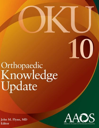 Orthopaedic Knowledge Update 10th Edition PDF Free Download