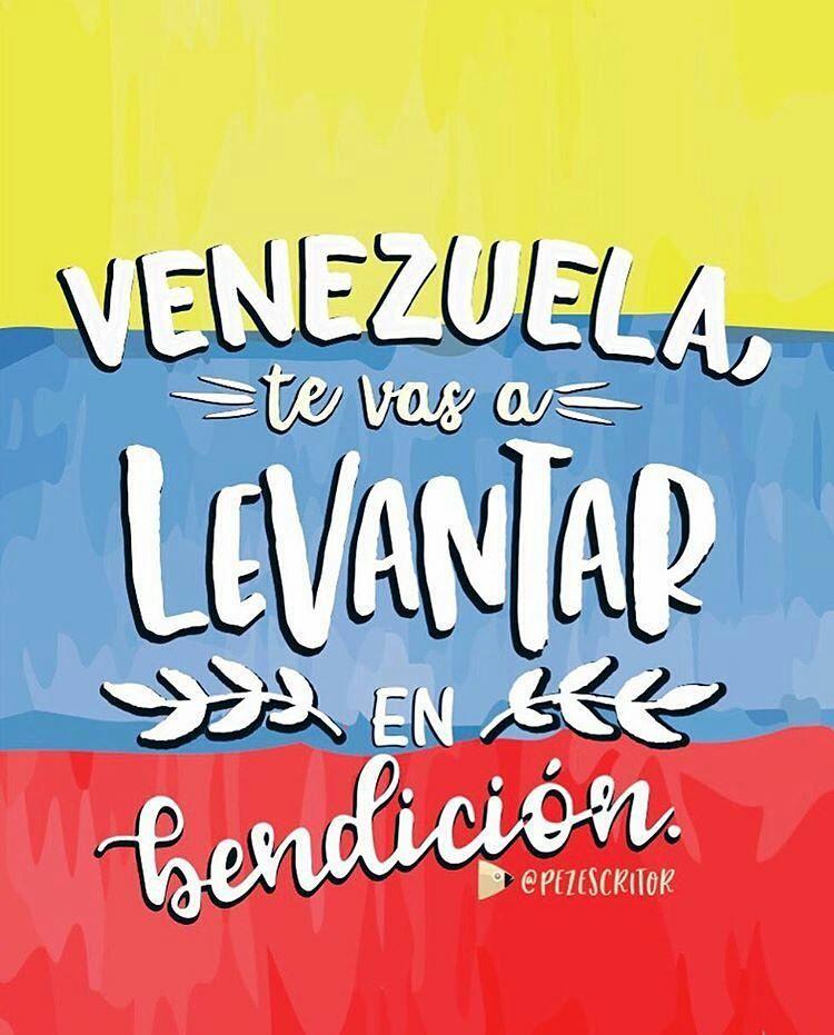 Creo que Dios restaurará a mi Venezuela. Que te levantarás mejor de lo que eras. Las familias se reencontrarán tus calles serán seguras.  Tus niños tendrán un techo comida y educación de primera.  Tus jóvenes volverán a soñar y se apoderarán del presente para hacer de tu futuro uno grandioso.  Creo con el corazón que seremos prósperos del alma habrán buenas acciones dondequiera que alguien vea. Porque donde abunda la maldad sobreabunda la gracia de Dios.  Venezuela sé que tu reputación será ...