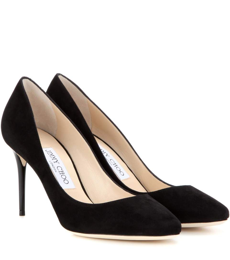 55de3e6cc mytheresa.com - Esme 85 suede pumps - Evening - Pumps - Shoes - Luxury  Fashion for Women   Designer clothing