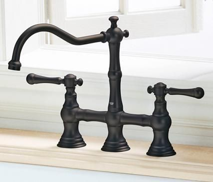 Country Kitchen Faucet Traditional Kitchen Faucets For A French