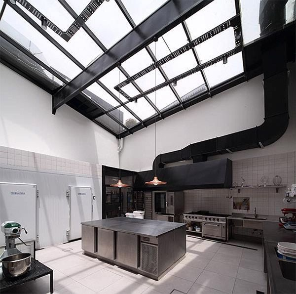 Bakery Kitchen Design Bakery Design In Buenos Aires  Commercial Interior Design News
