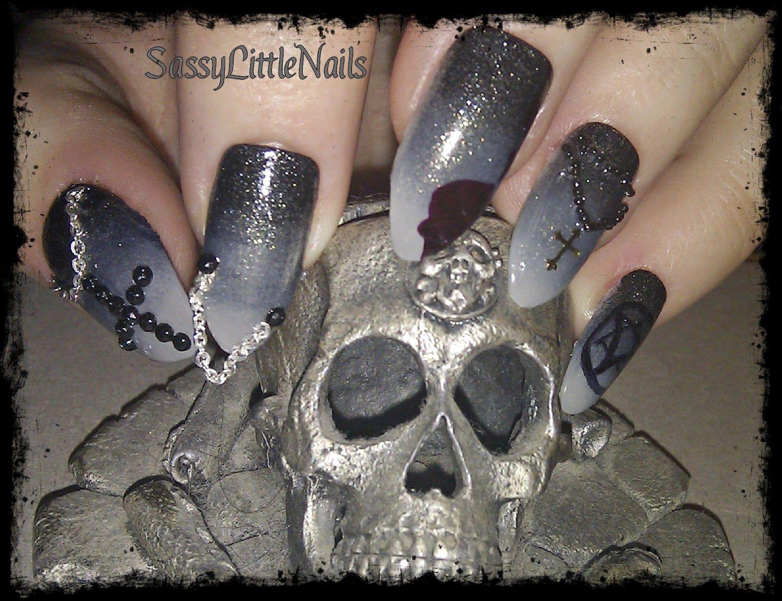 Pin de Lisa Lewis en 3D nail art | Pinterest | Mariposas