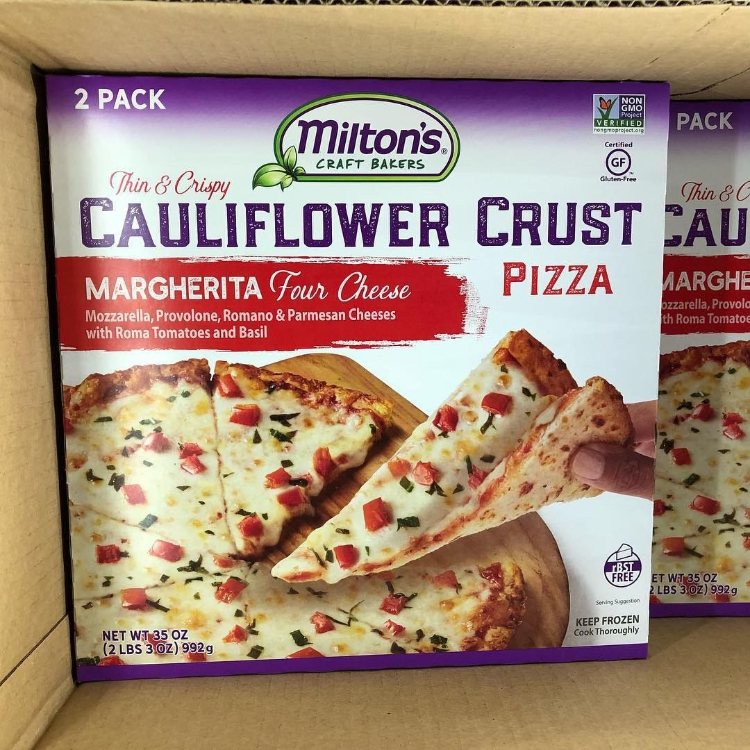 People Are Obsessed With These Cauliflower Pizzas At Costco En 2018