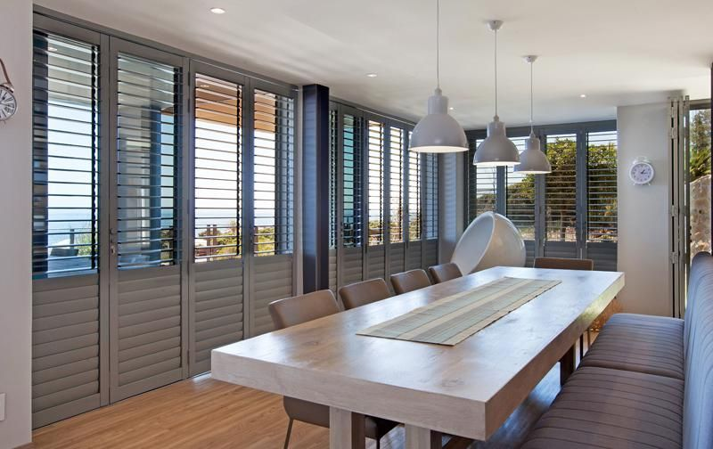 Shutterguard aluminium security shutters shutters taylor blinds products roof rooms for Interior window security shutters