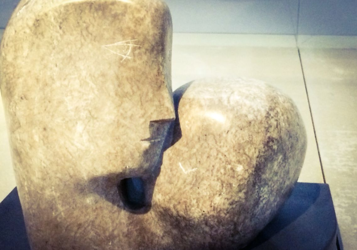 Barbara Hepworth Exhibition 'Sculpture for a Modern World' Photo: BarbaraEtcetera