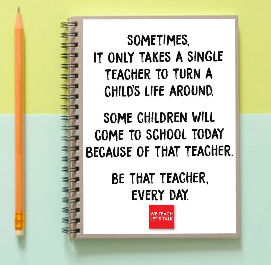 Pin By Nativenewyorker On Food For Thought Teacher Quotes