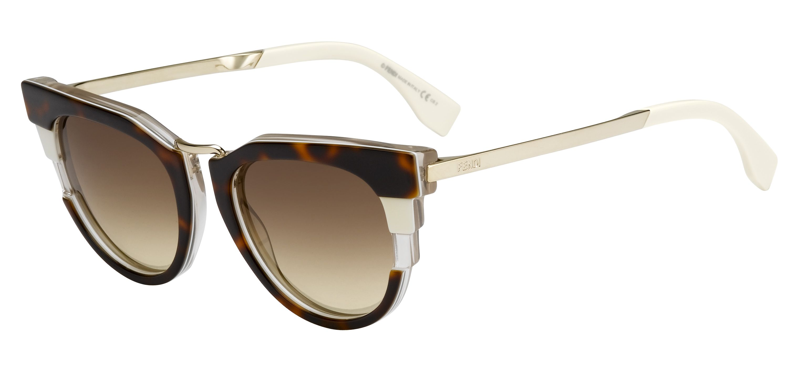 1bb7a1575574b The Fendi Fall Winter 2014-15 Metropolis sunglasses