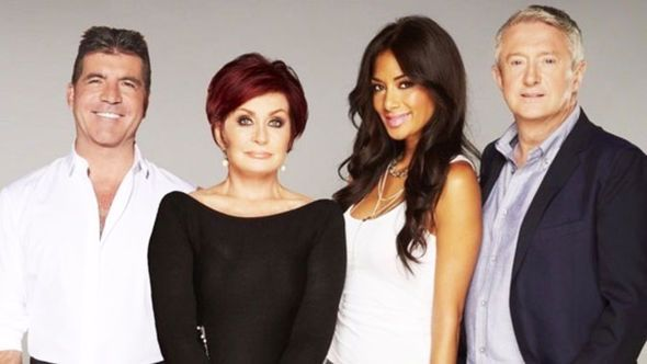 The X Factor 2017 Louis Walsh Makes Dig At Former Judge Cheryl Ahead Of 14th