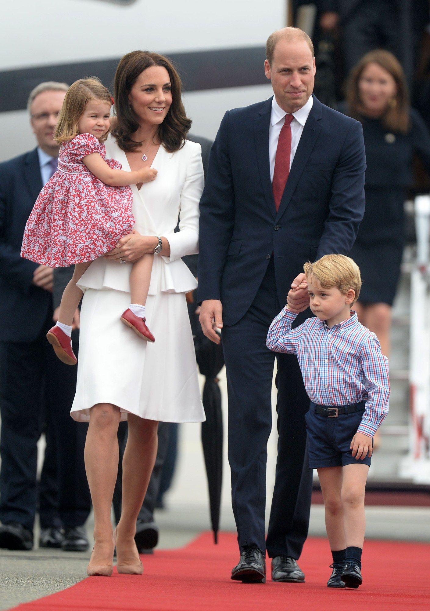 Znalezione obrazy dla zapytania prince william and kate in poland pinterest