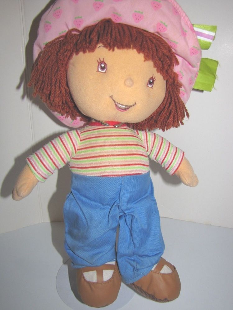 Ebay Strawberry Short Cake Stuffed Doll