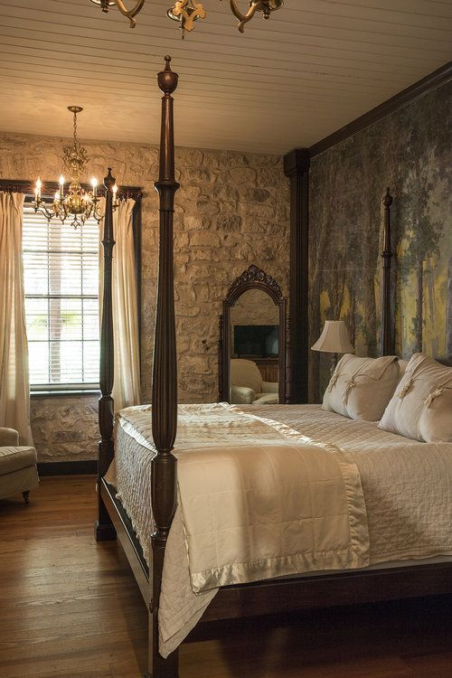 Tucked behind the main street of Fredericksburg, nestled in Texas' Hill Country lies quaint bed and breakfast Hoffman Haus. Set amongst charming, manicured grounds, this twenty-three room guest house is a romantic escape with Texan charm.