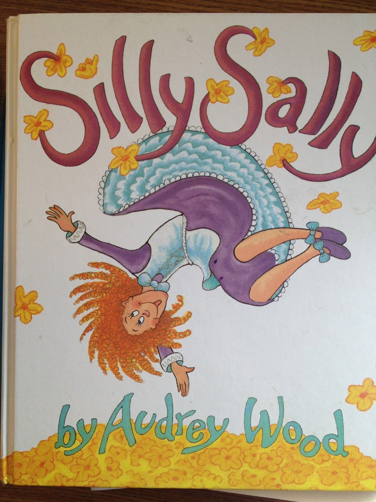 Poetry Silly Sally Goes On A Walk Backwards And Upside