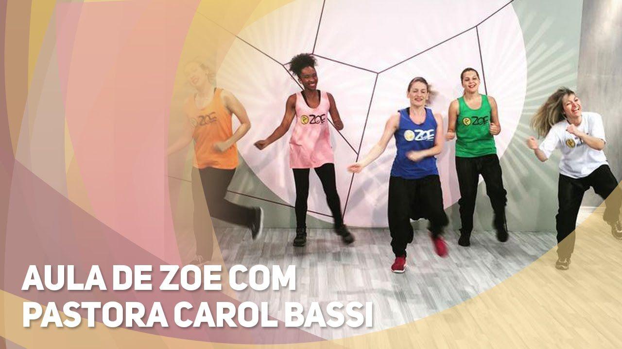 Aula De Zoe Com Pastora Carol Bassi 17 08 2015 Carol Bassi