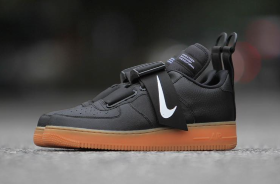The Nike Air Force 1 Low Utility Black Gum Is Coming Soon  6ec0da580
