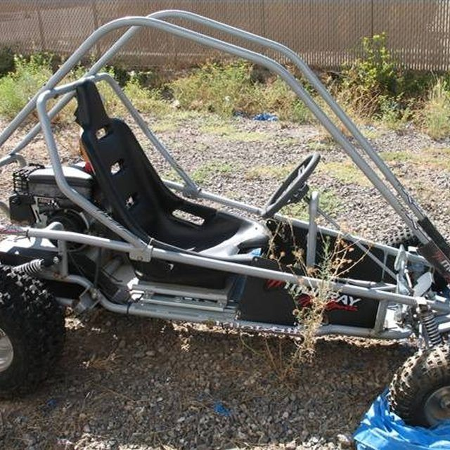 How to Build a Racing Go-Kart Engine | Buggies and Bikes | Go kart