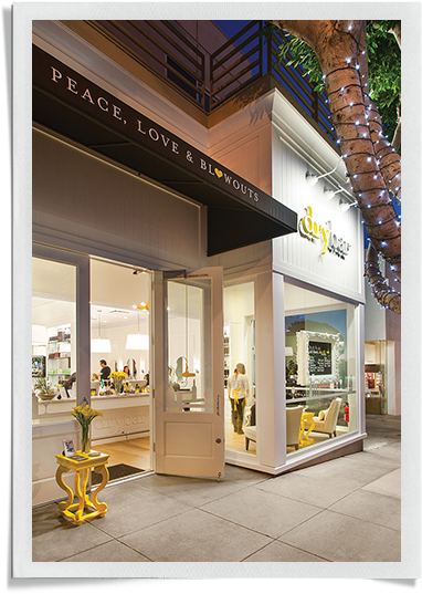 Thedrybar Santamonica Ca Perfect Place For Towers By
