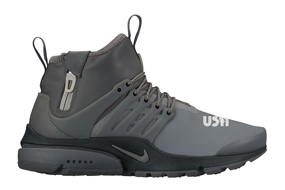 A Preview Of The Nike Air Presto Mid Utility For Fall 2016