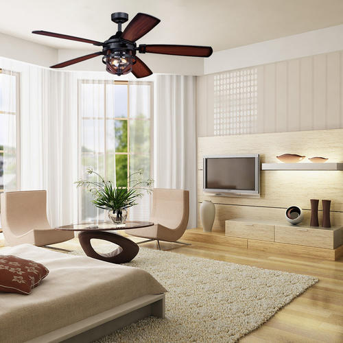 Patriot Lighting Dalebrooke 54 Led Black And Replica Wood Indoor Outdoor Ceiling Fan Home Ideas In 2019 Outdoor Ceiling Fans Ceiling Fan Indoor Outdoor