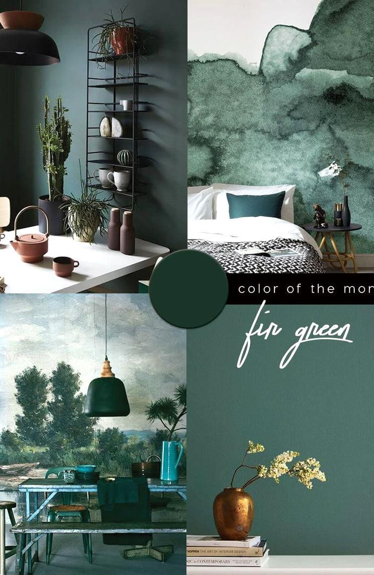 dark green color trend 2020 2021 in interiors and design on best living room colors 2021 id=86938