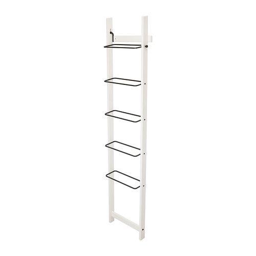 best hjlmaren towel holder white white with etagere fer forge ikea. Black Bedroom Furniture Sets. Home Design Ideas