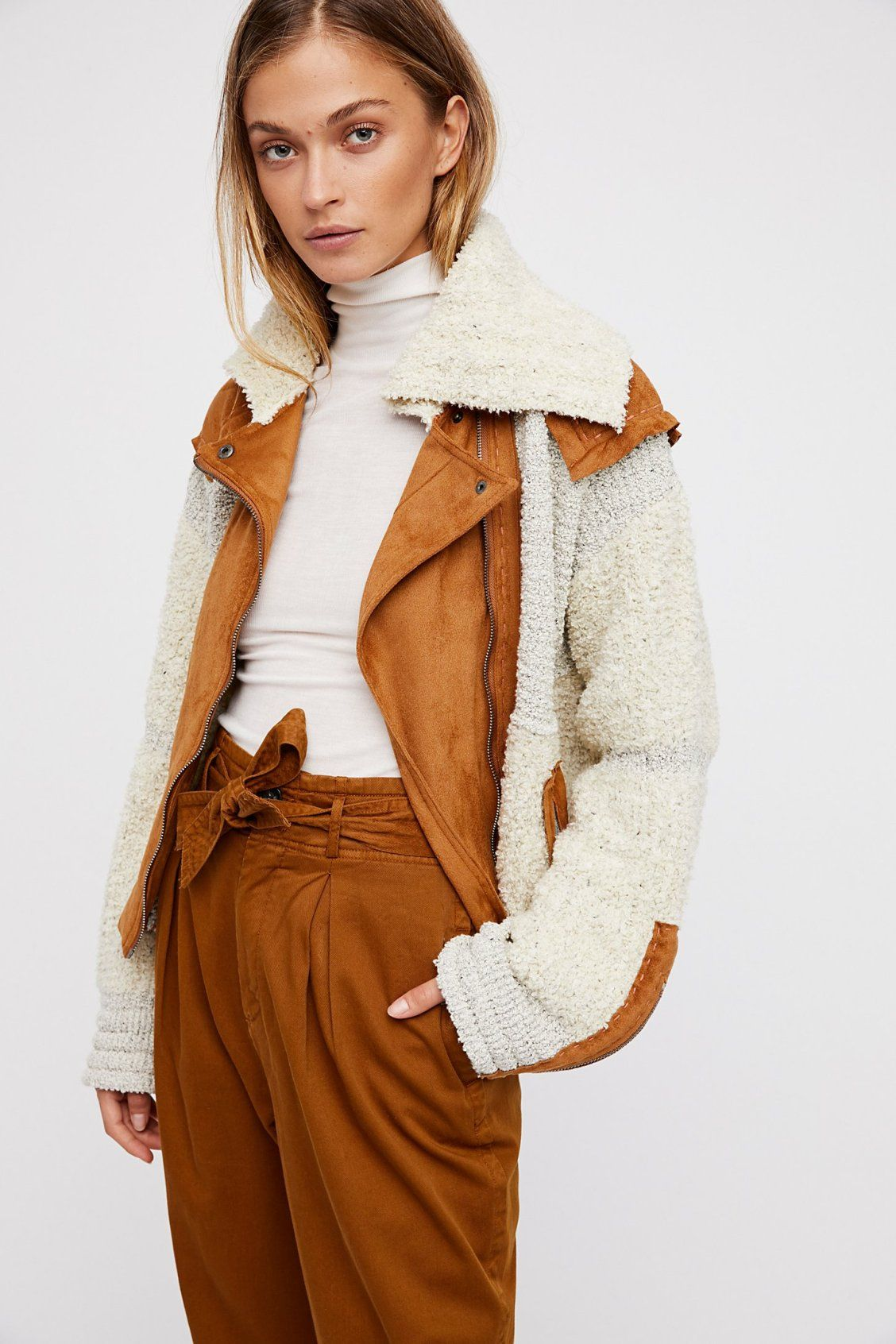Counting Sheep Jacket   Free People