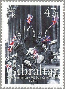 60th Anniversary VE Day Celebrations 1945