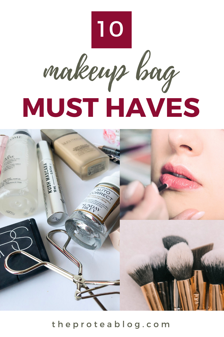 Top 10 Makeup Essentials Every Bag Must Have | TRAVEL BEAUTY TIPS