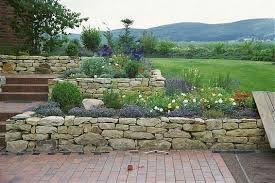 Bildergebnis Für Sandsteinmauer Selber Bauen Im Freien