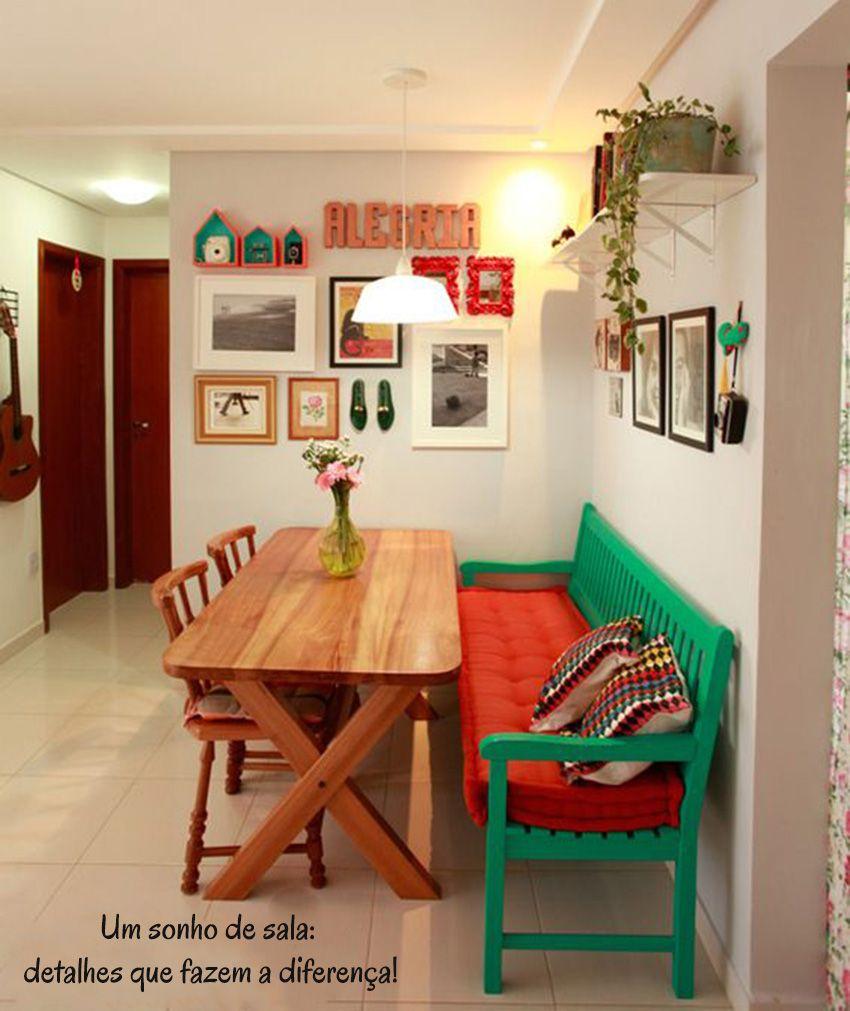 Doce Casa Studio Ideias Para Decorar As Paredes Da Sala De Jantar