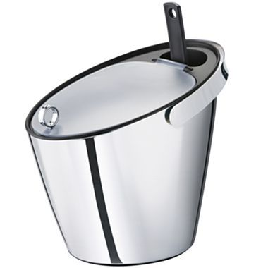 Looking For A Classy Ice Bucket With Lid. If It Comes With A Scoop Or