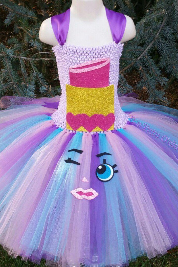 The 22 Sweetest Shopkins Halloween Costumes For Kids | Vestido de ...