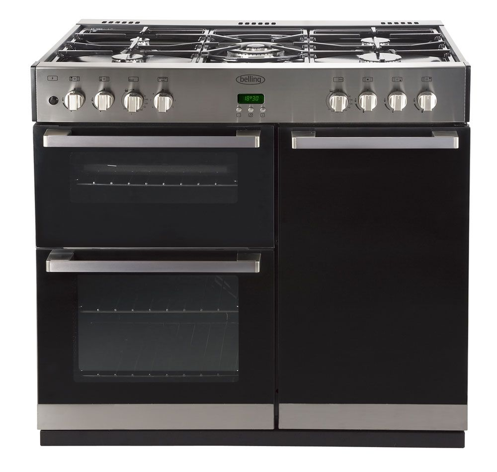 Belling Range Cookers Freestanding Cookers Built In Ovens And - Cuisinieres a induction pour idees de deco de cuisine