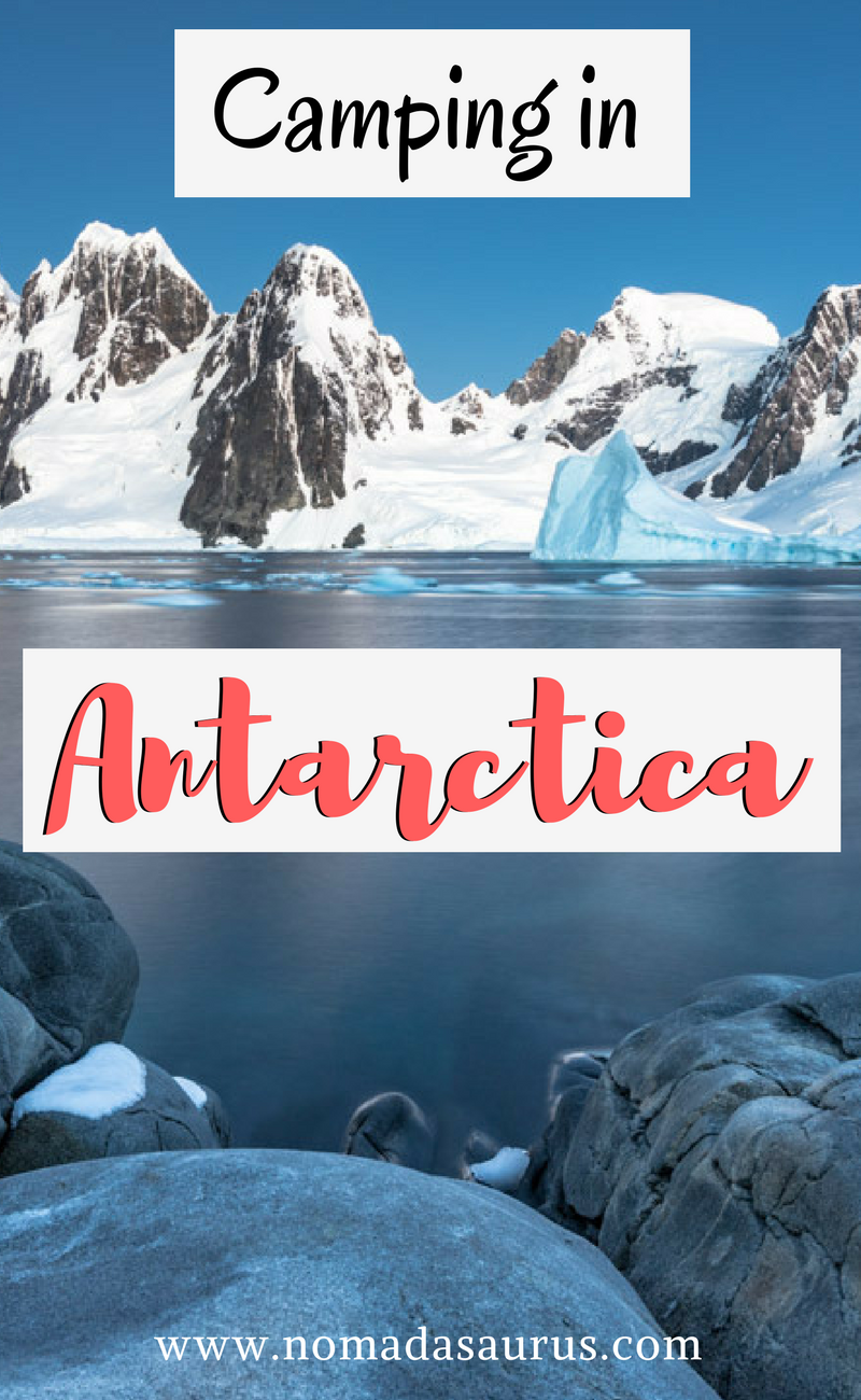 Looking for a great adventure to add to your bucket list? You should check out camping in Antarctica! Sleep under the stars on this incredible thing to do in Antarctica!