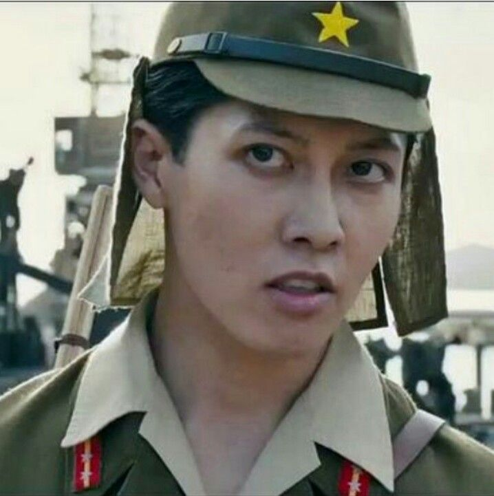 Miyavi As Mutsuhiro Watanabe A K A The Bird In Movie Unbroken