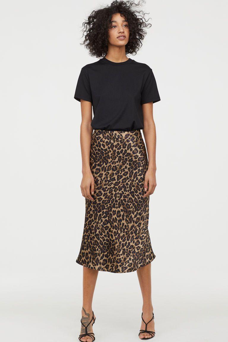 cheetah print skirt sheer animal print skirt full leopard skirt